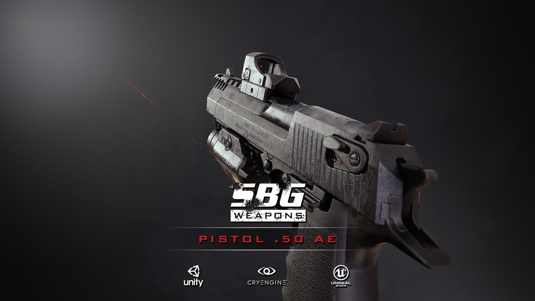 Pistol cover16 9