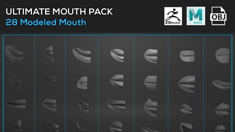 Mouthpack