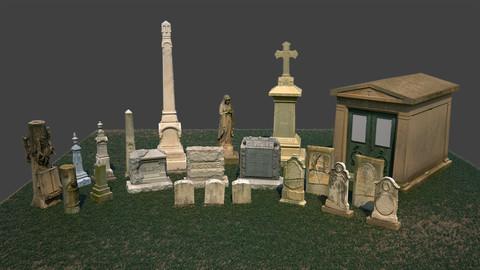 Gravestones Ultimate Bundle