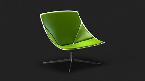 Fritz Hansen Space Chair