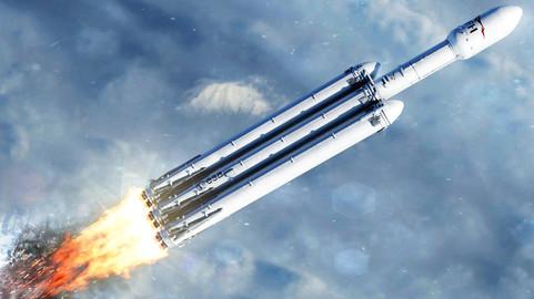Orbital Rocket {PBR}