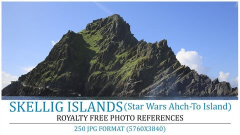 Cover skellig island