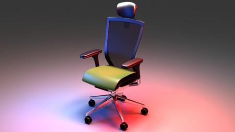 Techo SIDIZ Chair