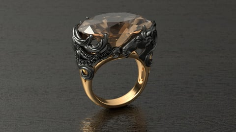 Jewelry Caballo ring