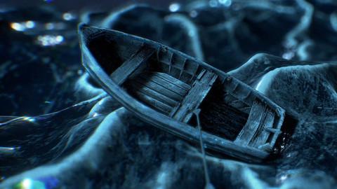 Boat Scene {PBR}