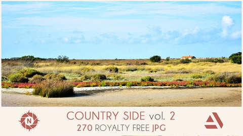 Photo reference pack country side volume2 03