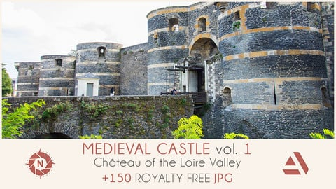 Photo reference pack medieval castle volume1 016