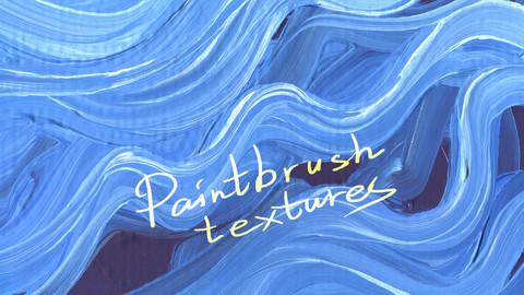 Artistic brushstroke textures