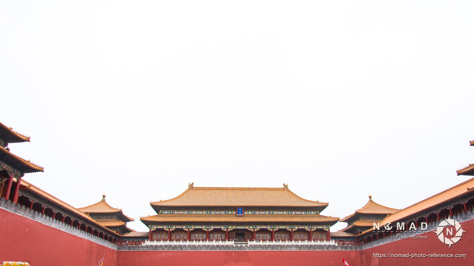 Photo reference pack china forbidden city 06