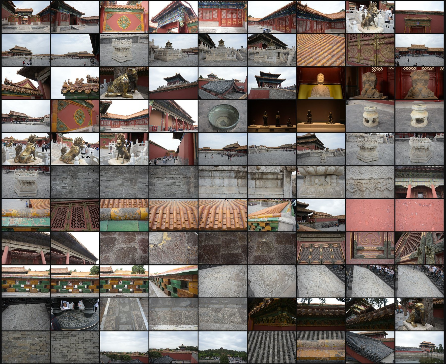 Photo reference pack china forbidden city 013