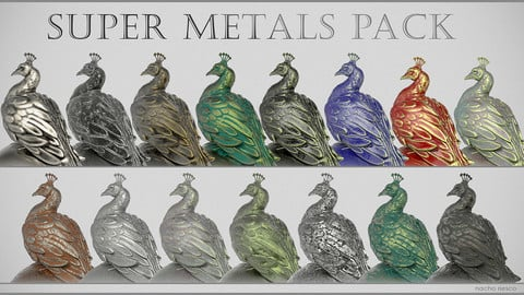 Super KS Metals Pack
