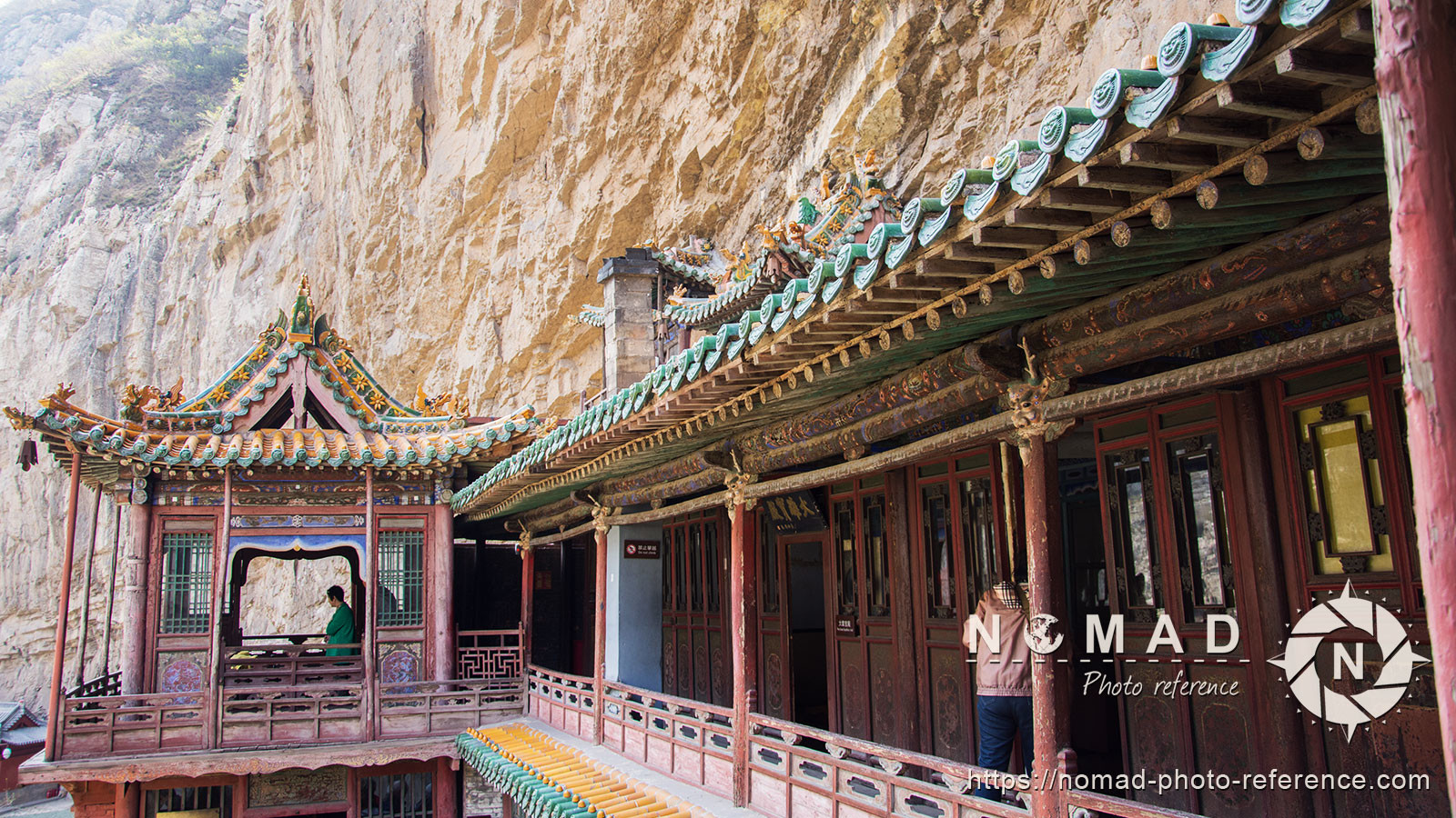 Photo reference pack hanging temple 11