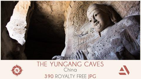 Photo reference pack china yungang caves 03