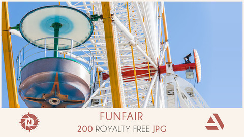 Photo reference pack funfair 3