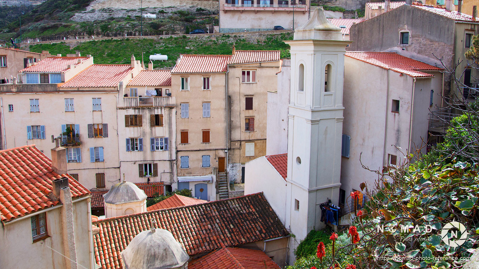 Photo reference pack bonifacio old city 07