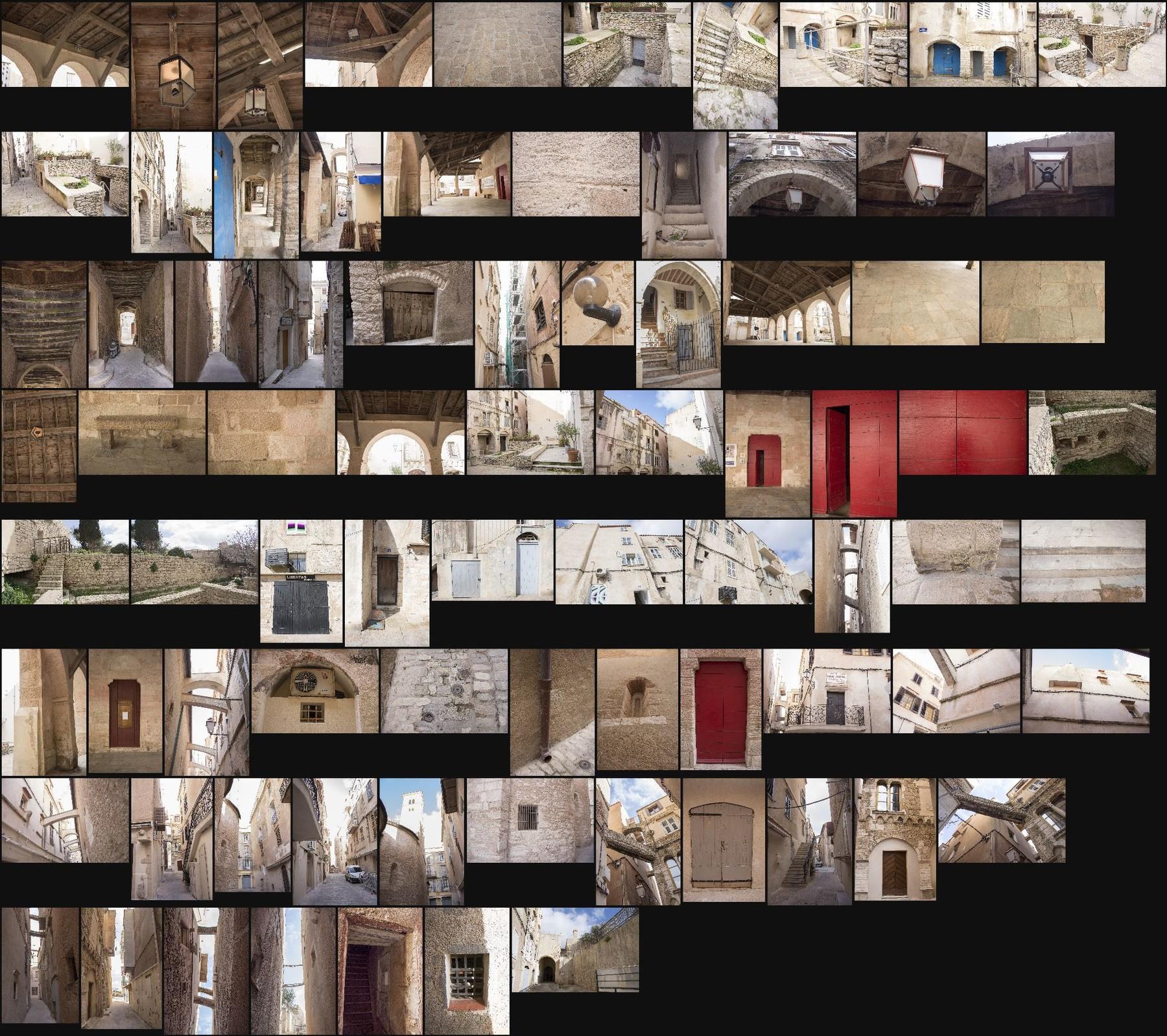 Photo reference pack bonifacio old city 013