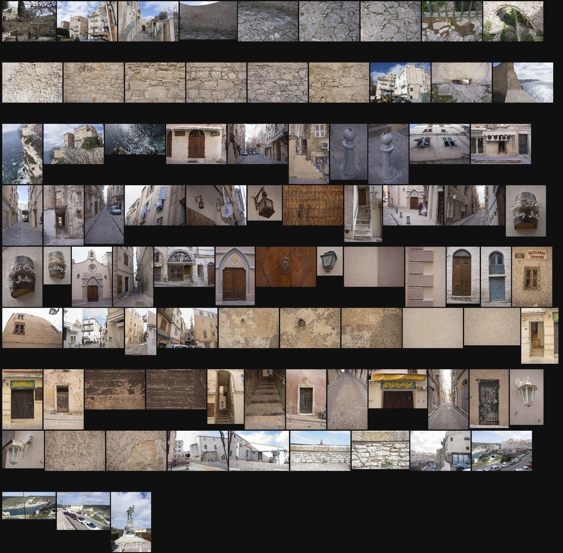 Photo reference pack bonifacio old city 014