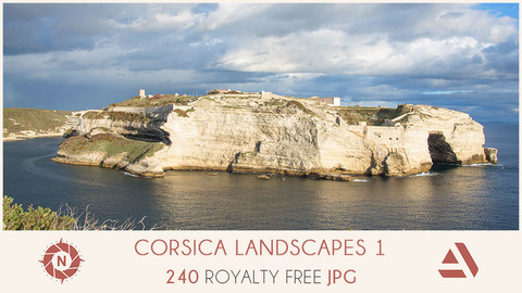 Photo reference pack corsica landscapes volume1 3