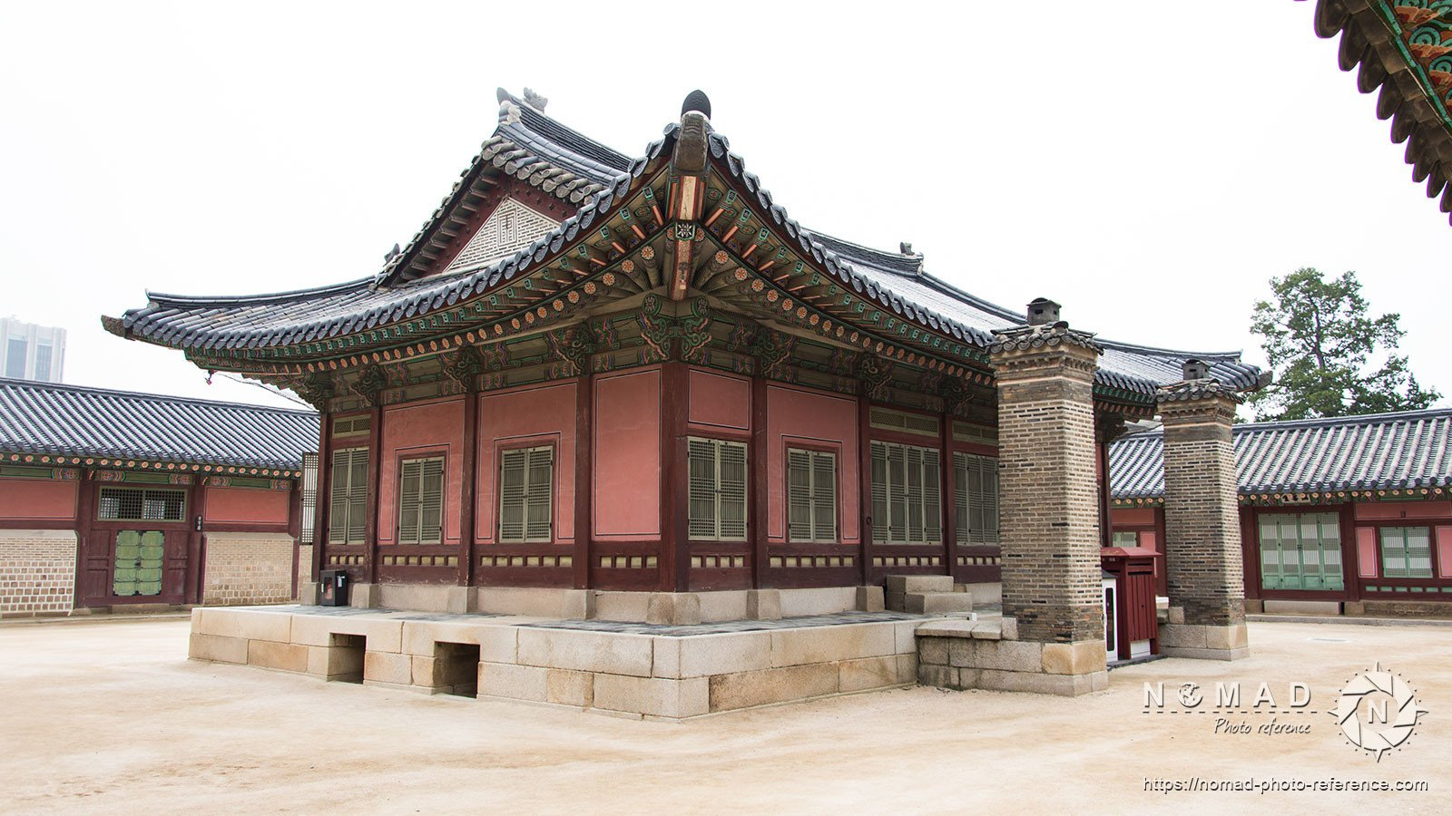 Photo reference pack gyeongbokgung palace 12