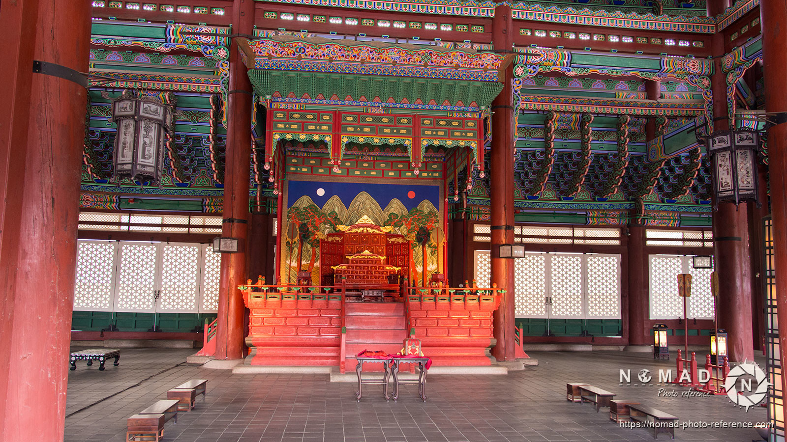 Photo reference pack gyeongbokgung palace 14
