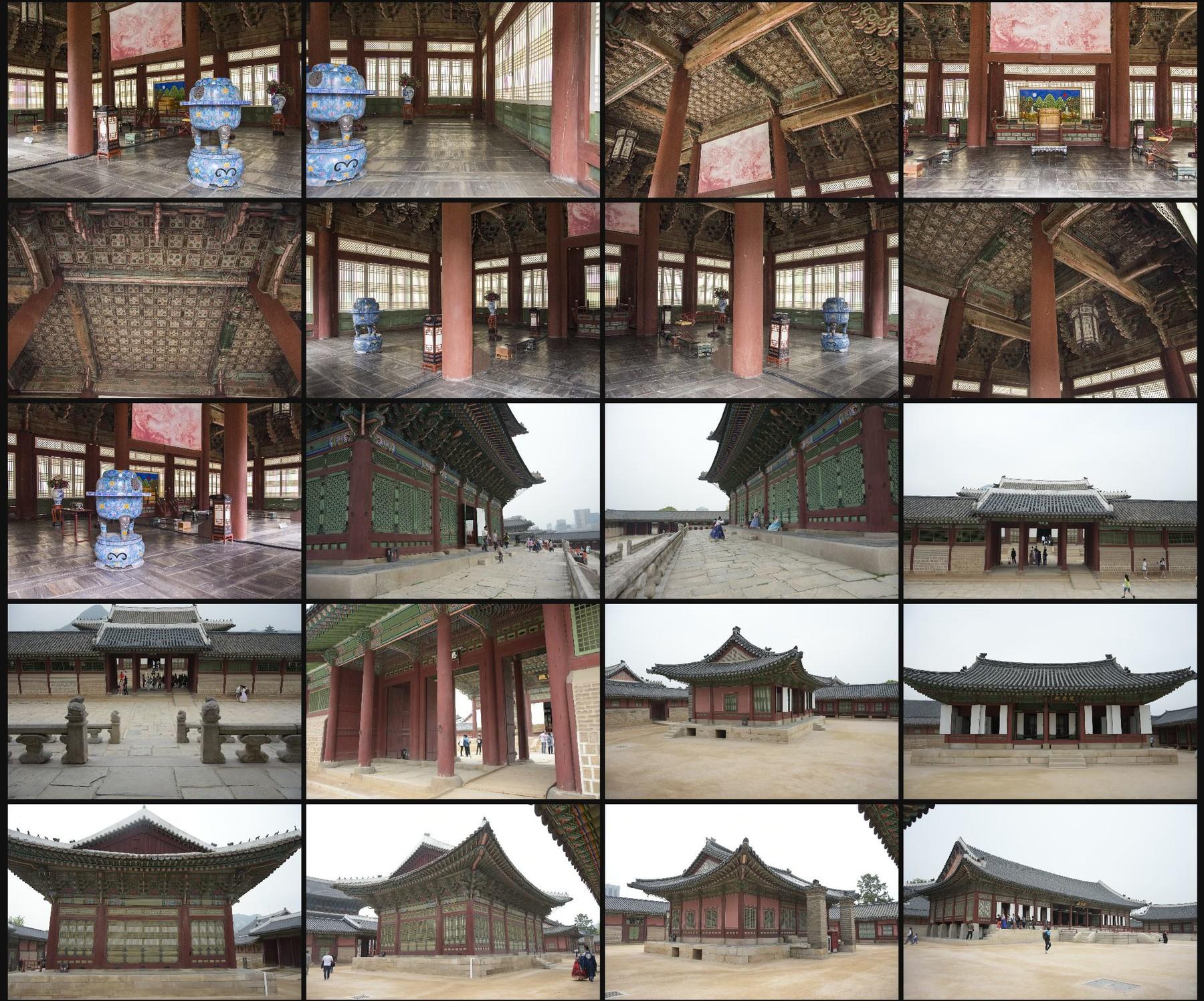 Photo reference pack gyeongbokgung palace 22