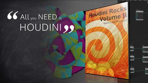 VFX'n'GO - Houdini Rocks - Volume 2