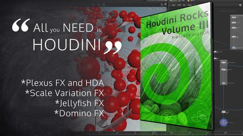 VFX'n'GO - Houdini Rocks - Volume 3