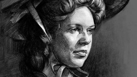 Portrait Drawing Demo - Morgan
