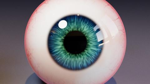 CW Eye -  A Procedural Shader Tree for Blender
