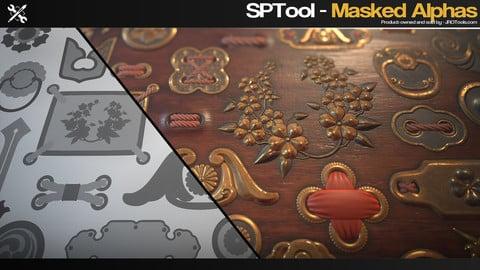 SPTool - Masked Alphas