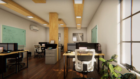 Inside Out Office Room Vol.1
