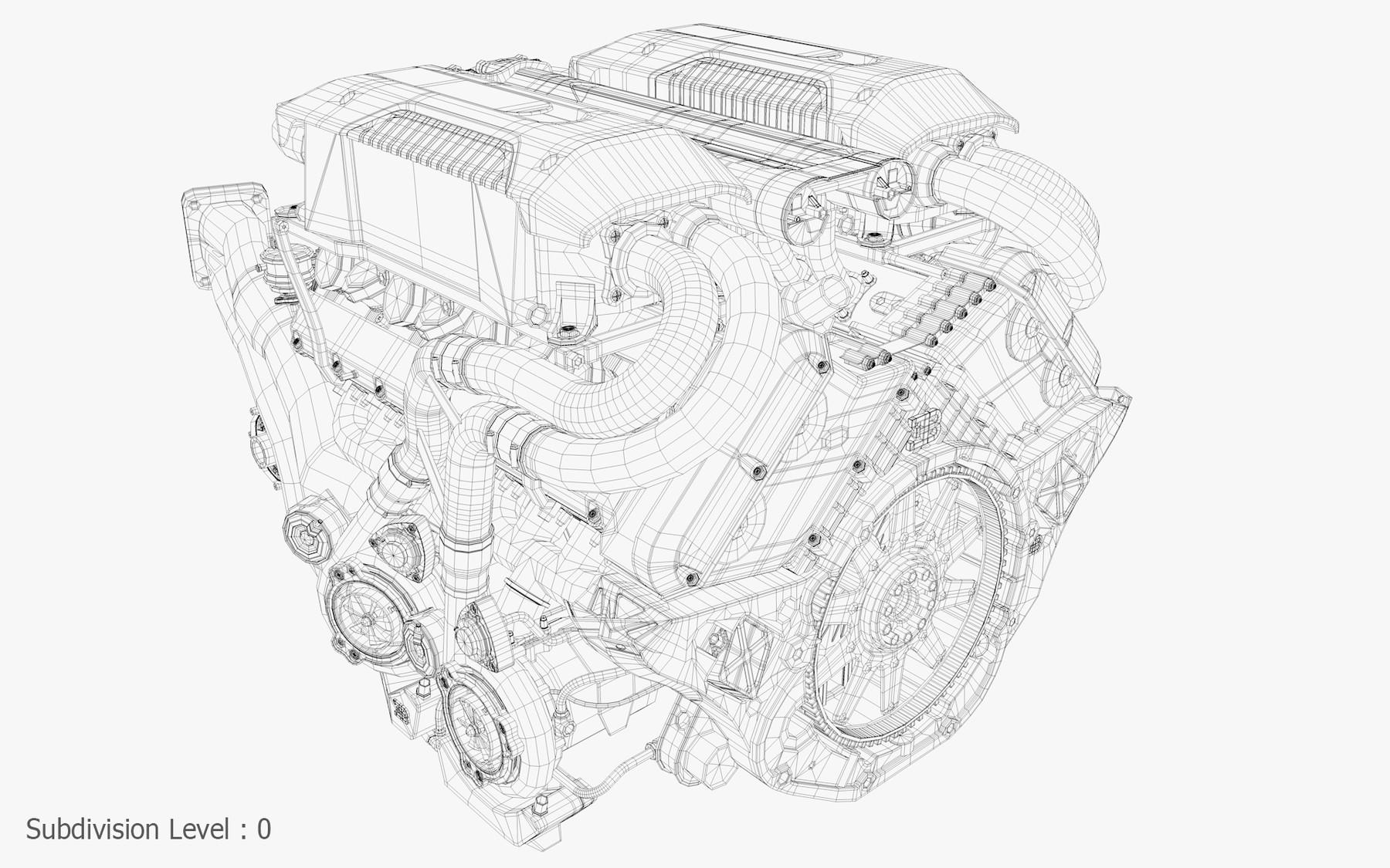 bugatti engine diagram wiring diagram database Audi Twin Turbo V8 artstation johann delestree bugatti engine schematics bugatti engine diagram