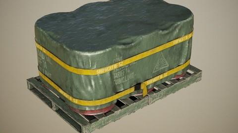 Barrel Shipment Game Prop