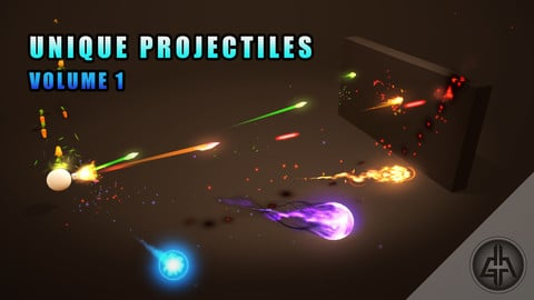 Unique Projectiles Vol. 1