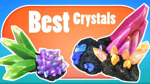 Best Crystals - 75 Crystal Gems