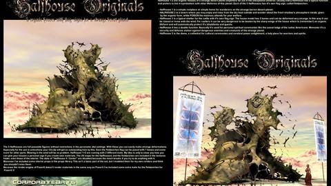 Halfhouse Originals