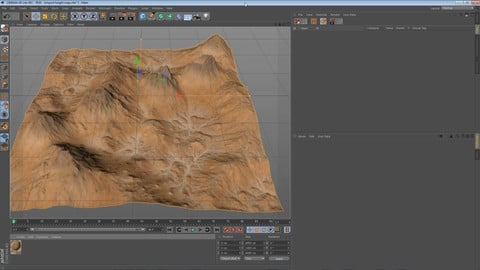 Import Terrain heightmaps with textures into ANY 3D package