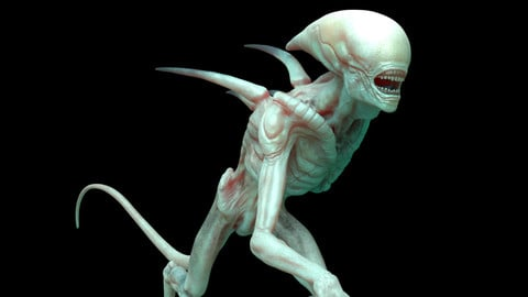 Alien Covenant Maya Rig
