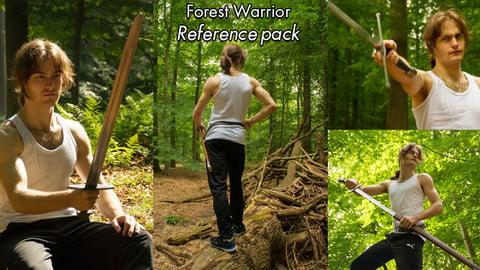 Forest Warrior Refpack