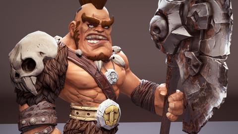 Conan Character Rig