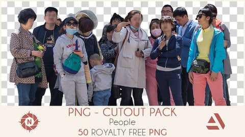 PNG Photo Pack: People
