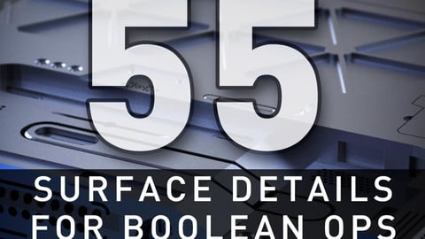 Surface Details For Boolean Operations