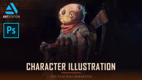 Character Illustration - For Film and Animation