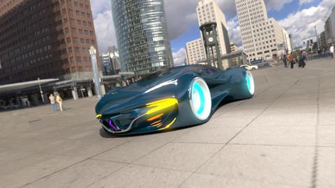 Lava Roadster