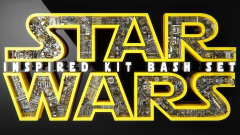 Star Wars Inspired Kitbash Set
