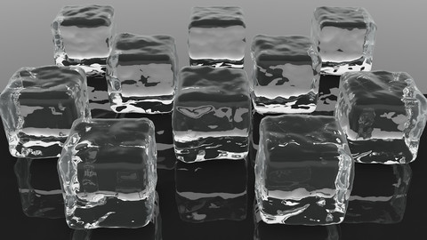 Smooth Ice Cubes