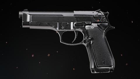 Beretta 92 UE4