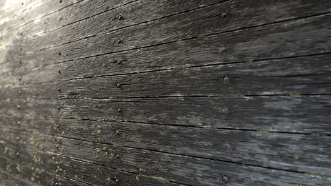 Old Wood Planks - Textures