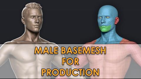 Male Basemesh V2