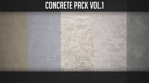 Concrete Vol.1